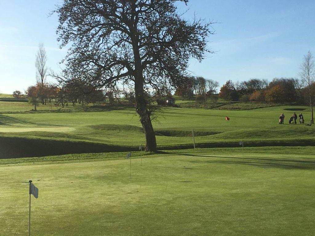 mentaltræning på golfbanen giver gode oplevelser