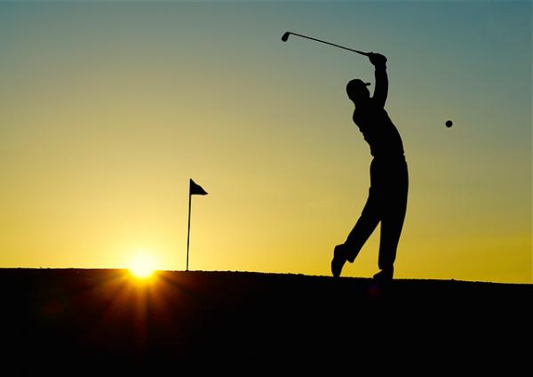 lydfil til golfspillere