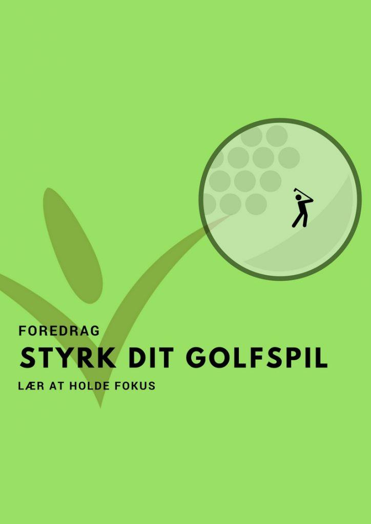 Styrk dit golfspil- foredrag